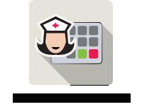 Paciente-Enfermera